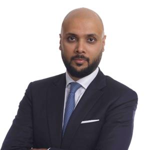Executive Management Arif Rahim